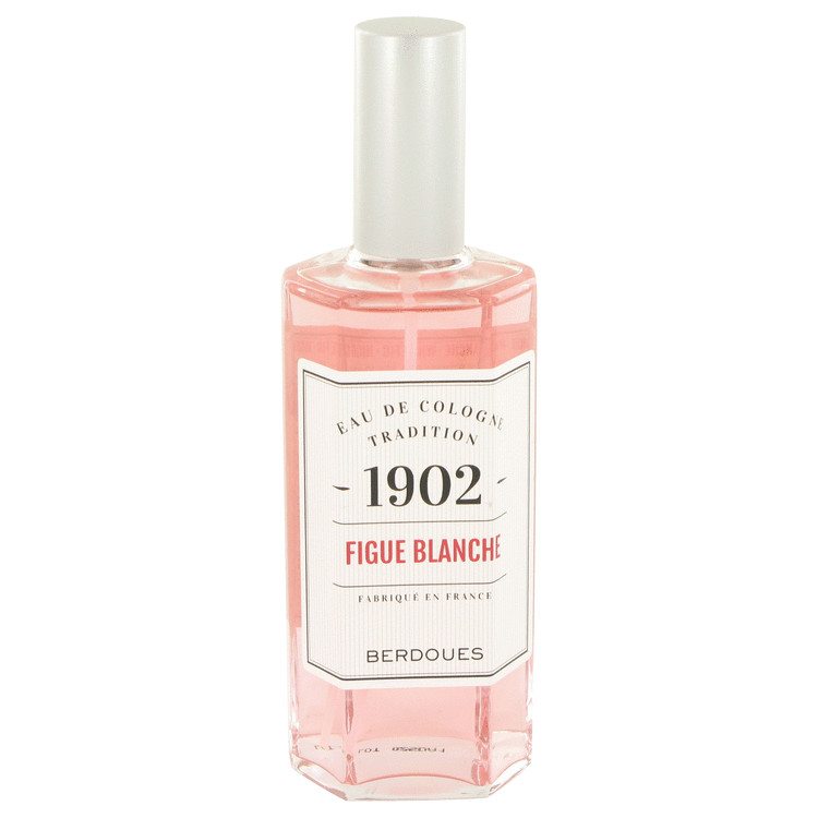 1902 Figue Blanche by Berdoues Women's Eau De Cologne Spray (Unisex) 4.2 oz