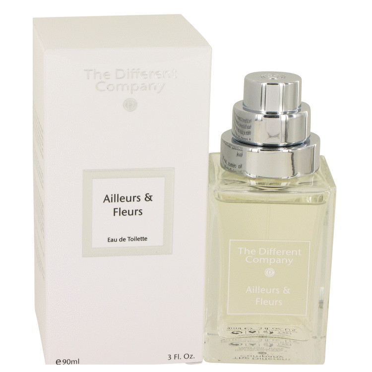 Ailleurs & Fleurs by The Different Company Women's Eau DE Toilette Spray 3 oz