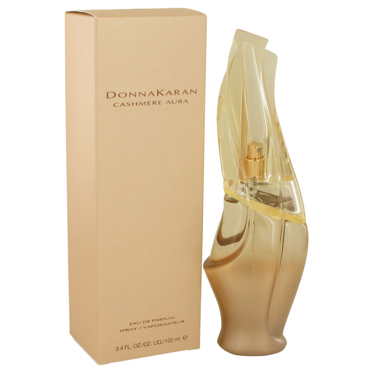 Cashmere Aura by Donna Karan Women's Eau De Parfum Spray 3.4 oz