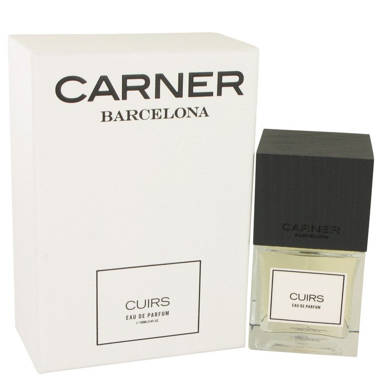 Cuirs by Carner Barcelona Women's Eau De Parfum Spray 3.4 oz