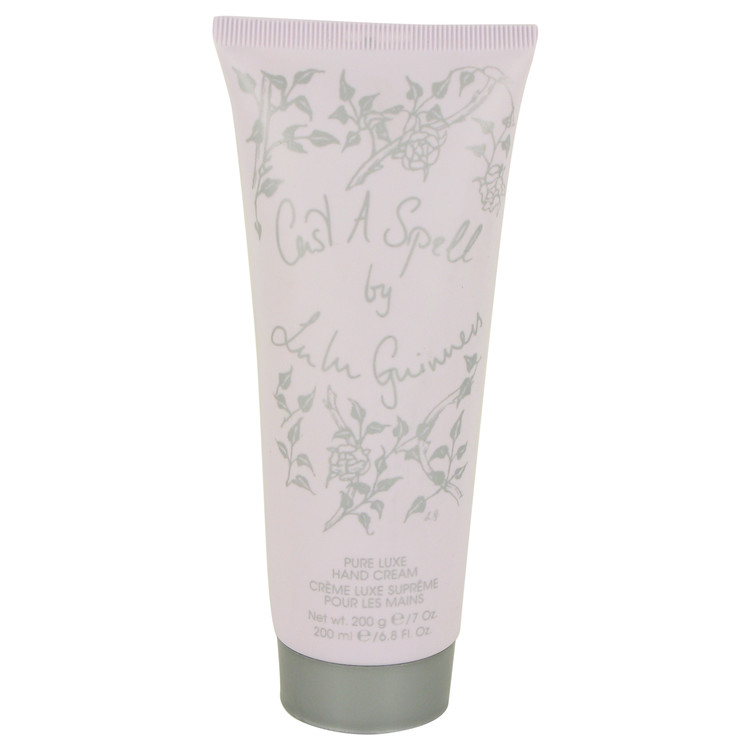 Cast A Spell by Lulu Guinness Women's Pure Luxe Hand Cream 6.8 oz