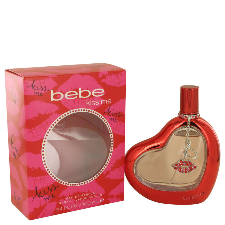 Bebe Kiss Me by Bebe Women's Eau De Parfum Spray 3.4 oz