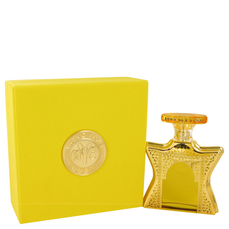 Bond No. 9 Dubai Citrine by Bond No. 9 Women's Eau De Parfum Spray (Unisex) 3.4 oz