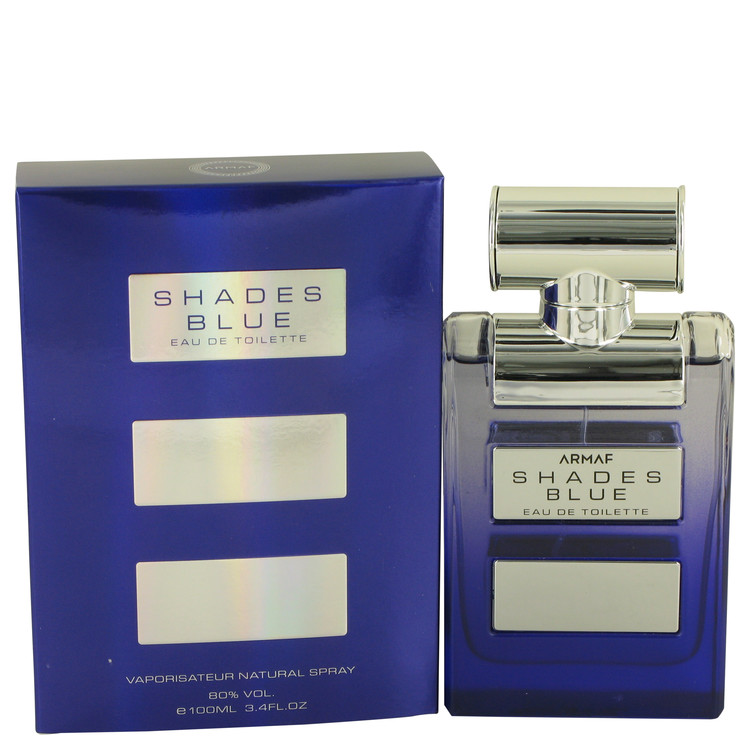 Armaf Shades Blue by Armaf Men's Eau De Toilette Spray 3.4 oz