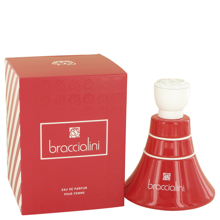 Braccialini Red by Braccialini Women's Eau De Parfum Spray 3.4 oz