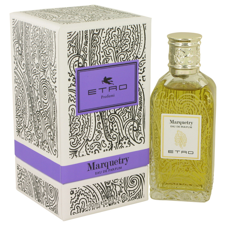 Etro Marquetry by Etro Women's Eau De Parfum Spray (Unisex) 3.3 oz