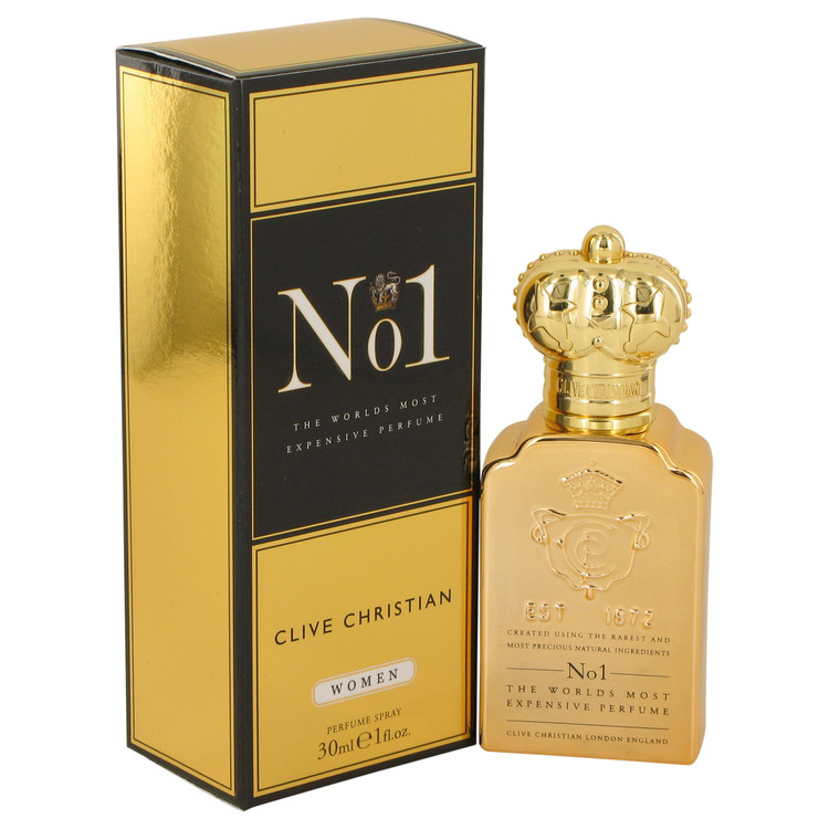 Clive Christian No. 1 by Clive Christian Women's Pure Perfume Spray 1 oz