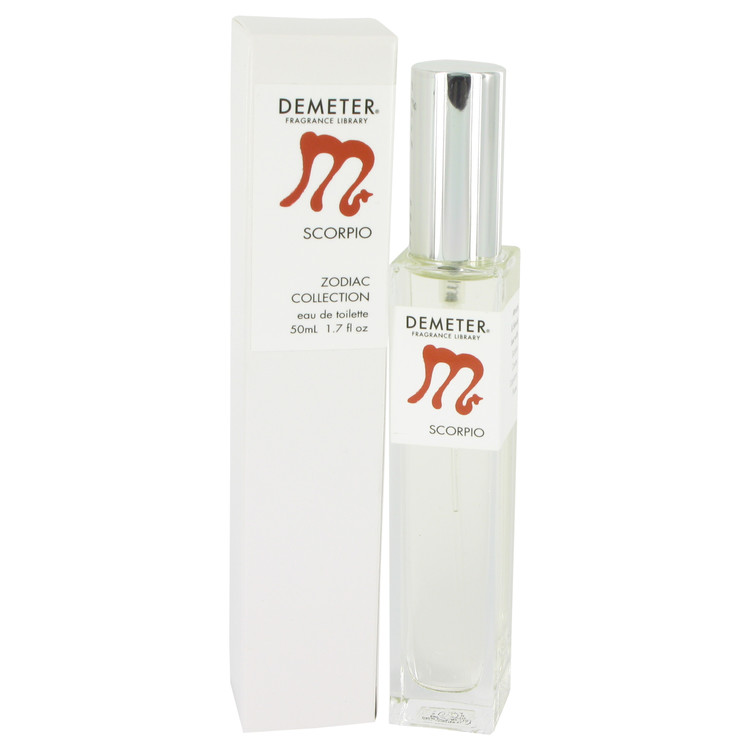 Demeter Scorpio by Demeter Women's Eau De Toilette Spray 1.7 oz