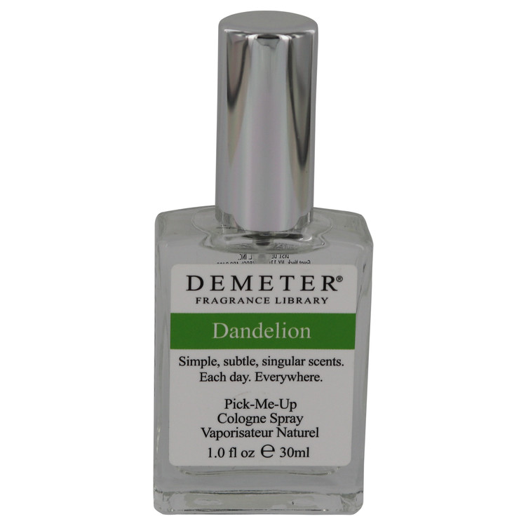 Demeter Dandelion by Demeter Women's Cologne Spray (unboxed) 1 oz
