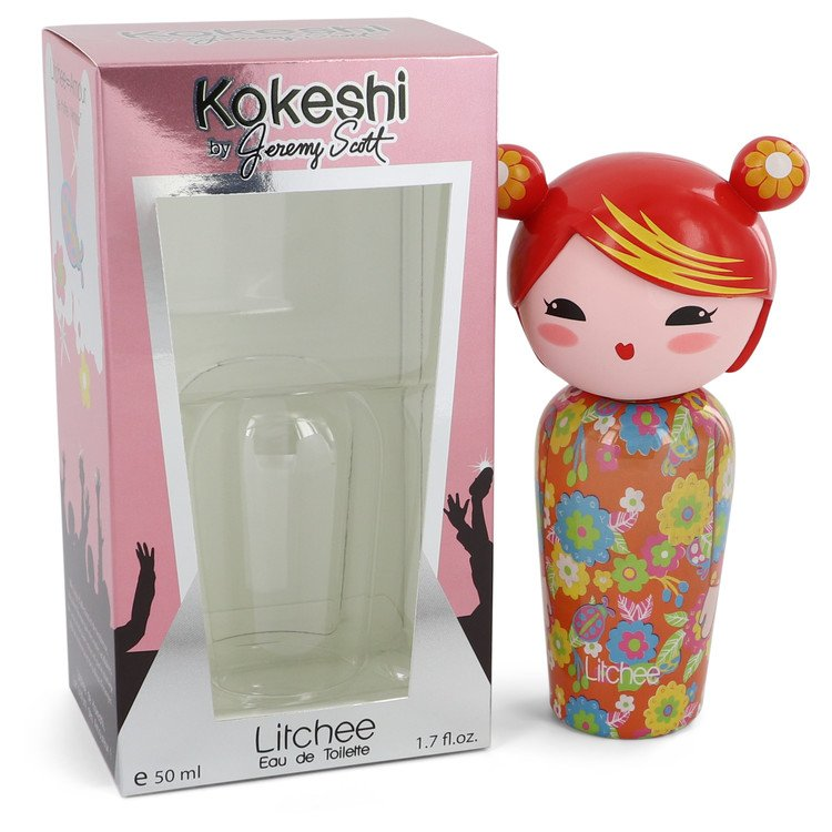 Kokeshi Litchee by Kokeshi Women's Eau De Toilette Spray 1.7 oz