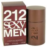 212 Sexy by Carolina Herrera Men's Eau De Toilette Spray 1.7 oz