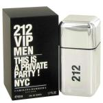 212 Vip by Carolina Herrera Men's Eau De Toilette Spray 1.7 oz
