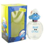 The Smurfs by Smurfs Blue Style Vanity Eau De Toilette Spray 3.4 oz for Men