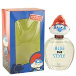 The Smurfs by Smurfs Blue Style Papa Eau De Toilette Spray 3.4 oz for Men