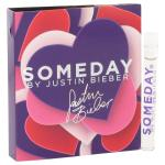Someday by Justin Bieber Women's Vial (sample) .05 oz