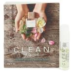 Clean Smoked Vetiver by Clean Women's Vial (sample) .05 oz
