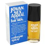 Sex Appeal by Jovan Deodorant Spray (Tester) 5 oz for Men