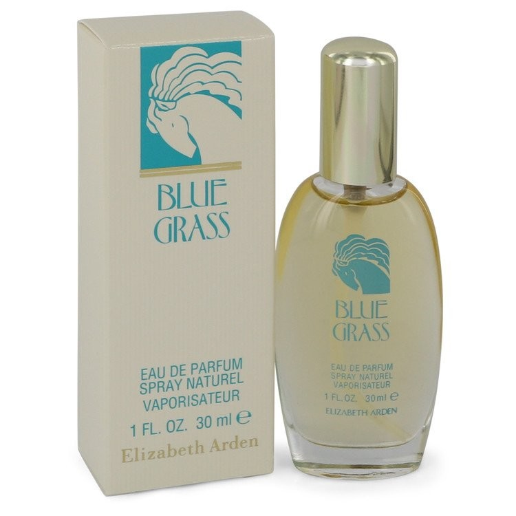 Blue Grass By Elizabeth Arden For Women Perfume Spray Mist 1 Oz