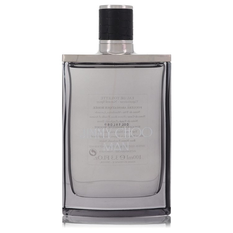 Jimmy Choo Man by Jimmy Choo Men's Eau De Toilette Spray (Tester) 3.3 oz