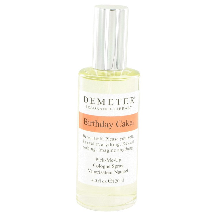 Demeter By Demeter For Women Birthday Cake Cologne Spray 4 Oz