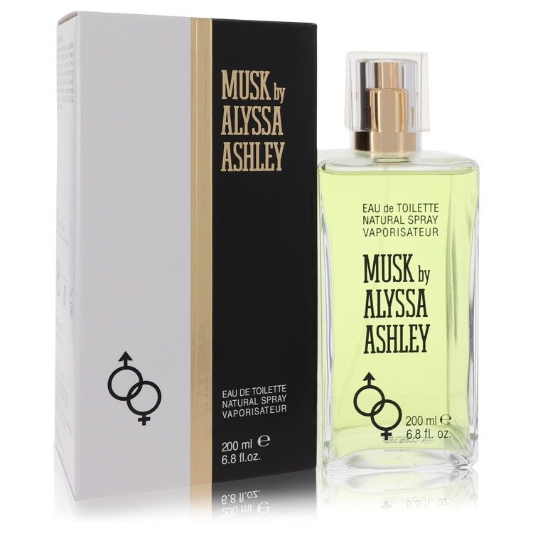 Alyssa Ashley Musk by Houbigant Women's Eau De Toilette Spray 6.8 oz