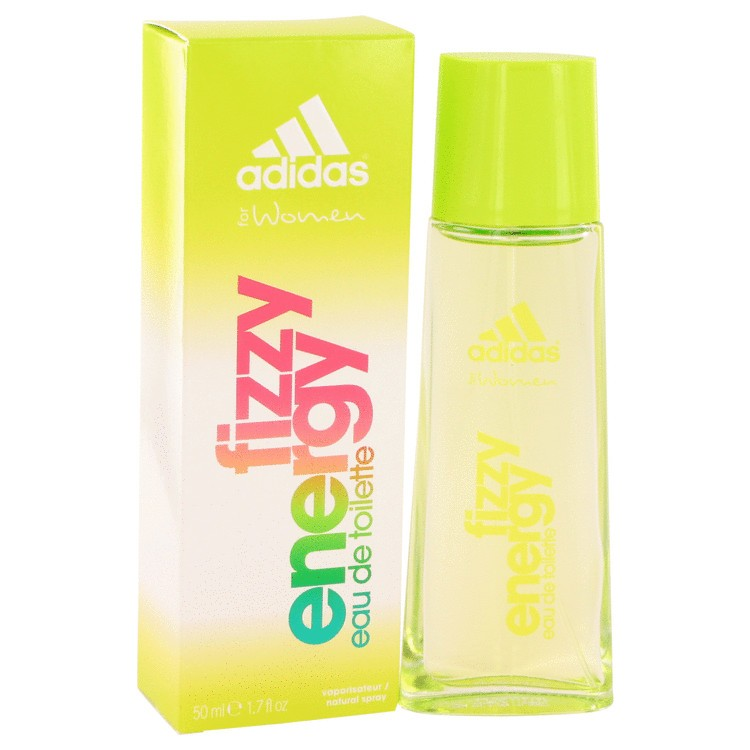 Adidas Fizzy Energy by Adidas Women's Eau De Toilette Spray 1.7 oz