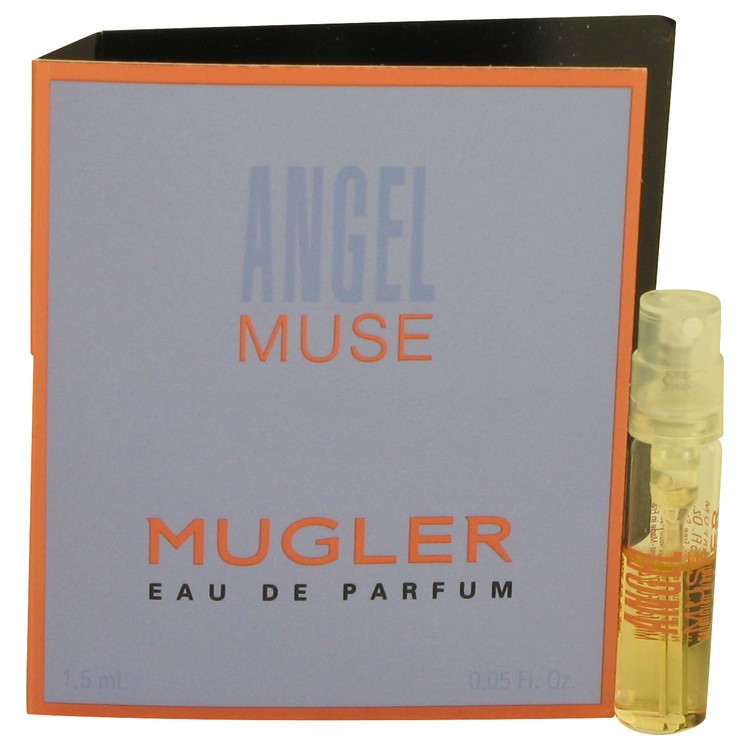 Angel Muse by Thierry Mugler Women's Vial (sample) .05 oz