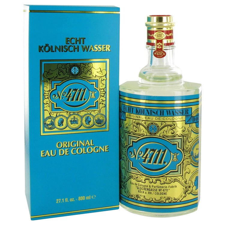 4711 by Muelhens Women's Eau De Cologne (Unisex) 27 oz