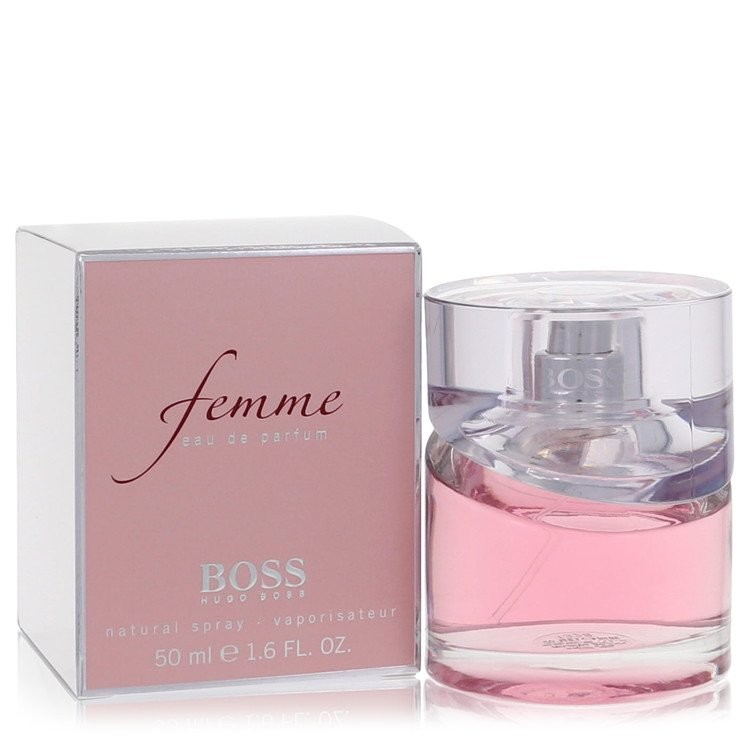 Boss Femme by Hugo Boss Women's Eau De Parfum Spray 1.7 oz