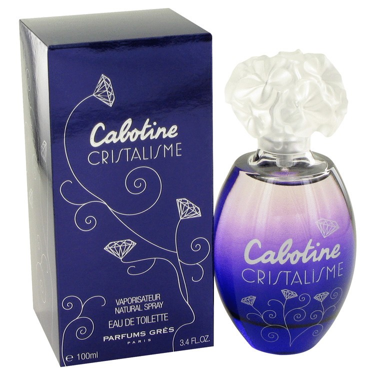 Cabotine Cristalisme by Parfums Gres Women's Eau De Toilette Spray 3.4 oz