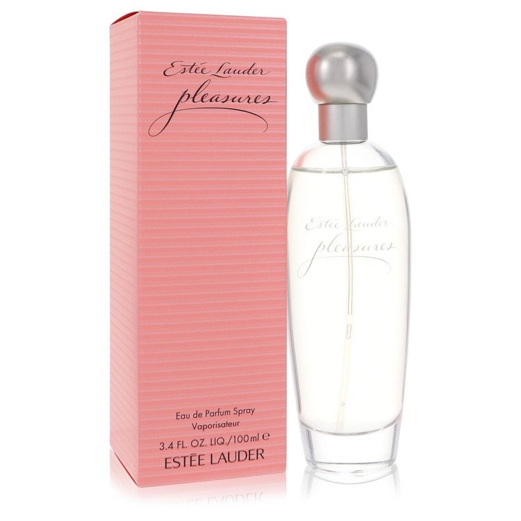 Pleasures by Estee Lauder Women's Eau De Parfum Spray 3.4 oz