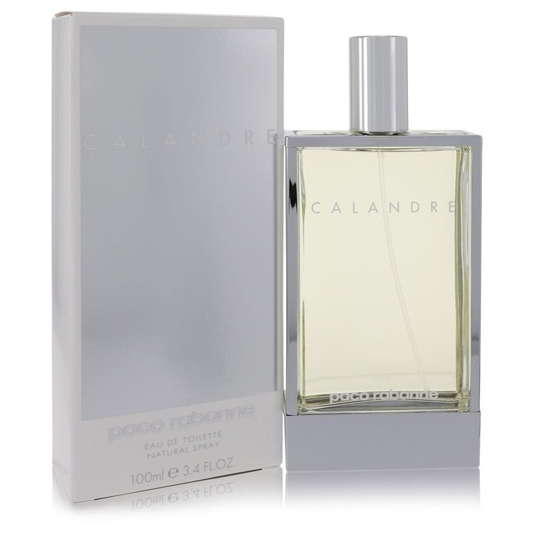 Calandre by Paco Rabanne Women's Eau De Toilette Spray 3.4 oz