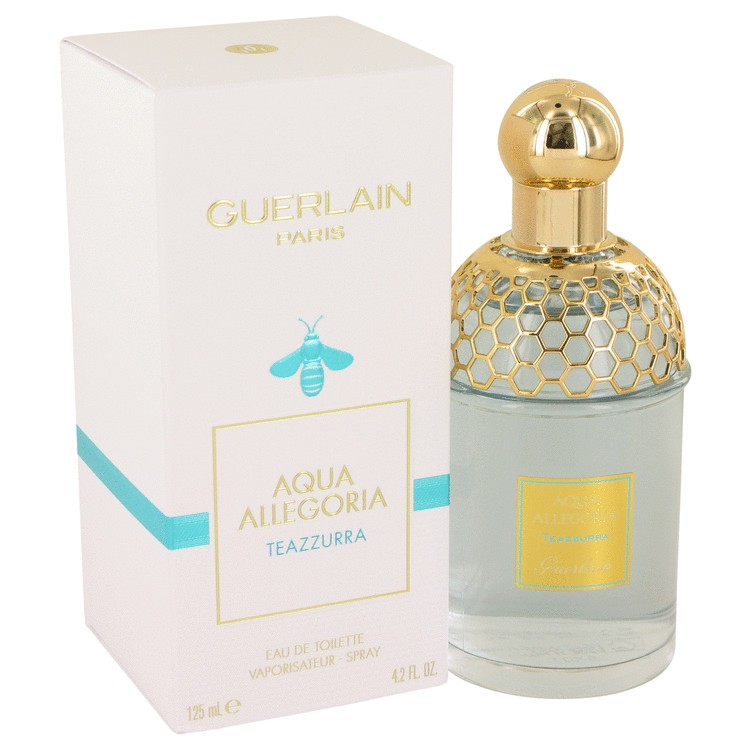 Aqua Allegoria Teazzurra by Guerlain Women's Eau De Toilette Spray 4.2 oz