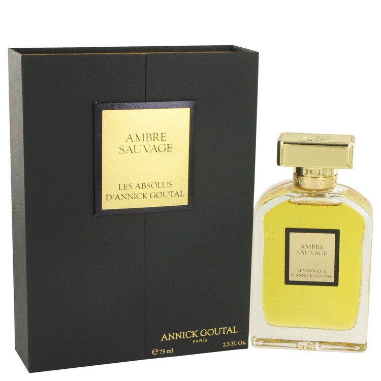 Ambre Sauvage By Annick Goutal Women's Eau De Parfum Spray 2.5 oz