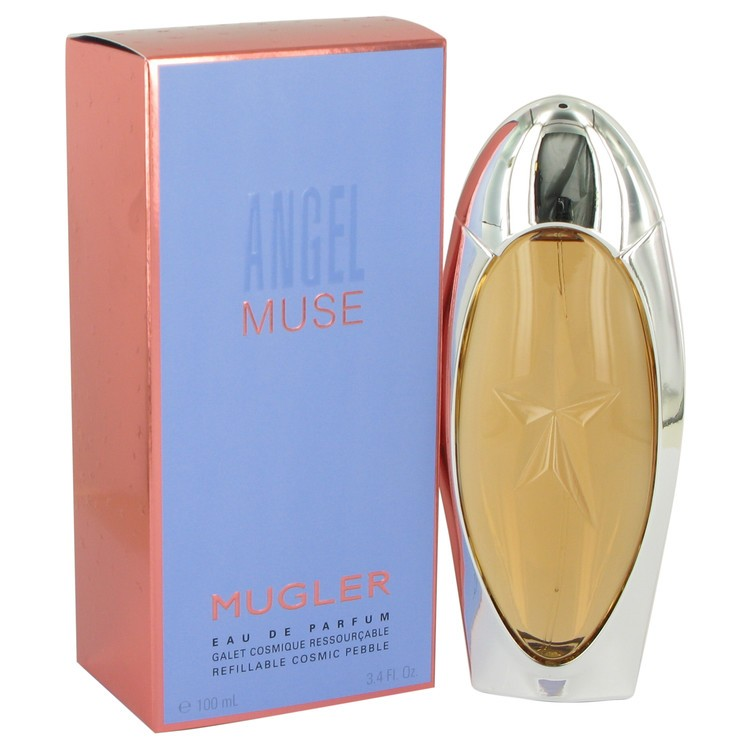 Angel Muse by Thierry Mugler Women's Eau De Parfum Spray Refillable 3.4 oz