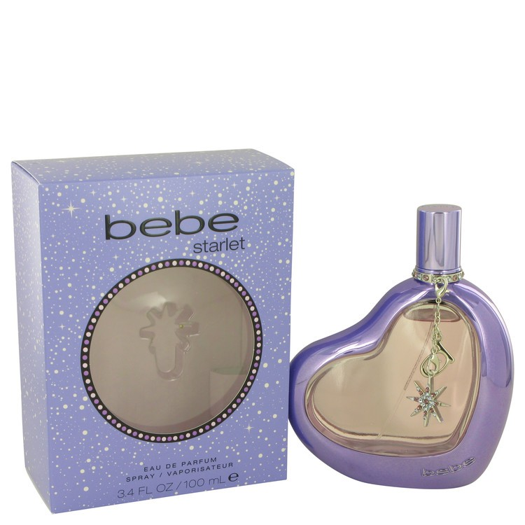 Bebe Starlet by Bebe Women's Eau De Parfum Spray 3.4 oz