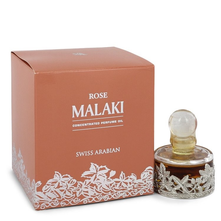 Swiss Arabian Rose Malaki by Swiss Arabian Women's Concentrated Perfume Oil 1 oz